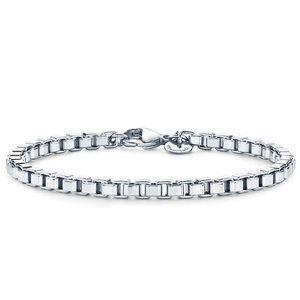 Tiffany & Co. Venetian Link Bracelet Silver